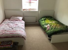 2 single beds for sale