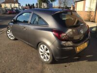 Corsa D 1.2 touch screen radio needs tracking as just had new tyres engine warning light on