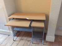 Computer desk for sale - great condition