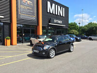 2012 black mini cooper r56, low millage