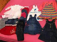 Girls Clothes Bundle 3 - 5 years