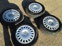 Astra wheels 195/65/15