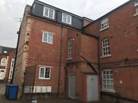2 bedroom flat self-contained derby city centre