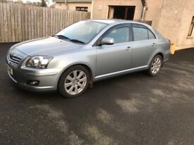Toyota avensis for sale 5 months mot and service history great condition