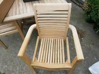 Solid hardwood chairs new top quility