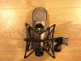 Cad m197 dual diaphragm condenser mic