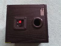 Portable speaker 30W 8Ohm Micro subbas 12cm