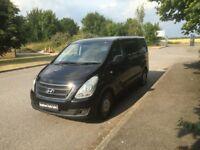 HYUNDAI ILOAD 2.5 CRDI Comfort Panel Van 6dr (EU5) (black) 2013