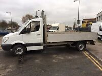 2012 MERCEDES-BENZ DROPSIDE.BRILLIANT DRIVE.1 OWNER.FULL SERVICE HISTORY. E/W.CD PLAYER.WARRANTY.