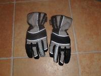 Frank Thomas motor cycle gloves