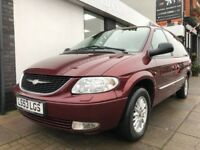 Chrysler Grand Voyager 3.3 Limited 5dr WHEELCHAIR ACCESS