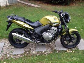 Honda CBF 600 N 2011