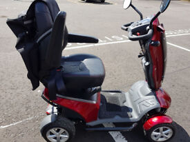 Mobility Scooter - TGA Vita Lite (Red)