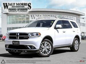 2016 DODGE DURANGO LIMITED: ACCIDENT FREE, PRAIRIE VEHICLE