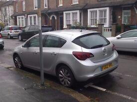 Vauxhall Astra 1.6 i VVT 16v SE 5dr £5,995
