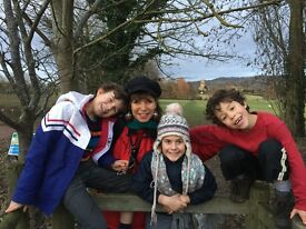 Wonderful Au Pair/Mothers Help Job with Lovely Central London Family