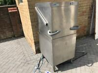 Winter halter commercial Dishwasher