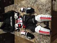 Bauer Hockey Protective Kit youth size med
