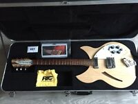 Rickenbacker 330 6 string mapleglow for sale