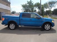 2009 Ford F-150 FX4 CREW CAB 4X4 LEATHER ROOF MINT MINT!!!