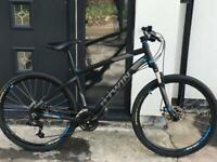 Unisex B-Twin 520 Rockrider Mountain Bike