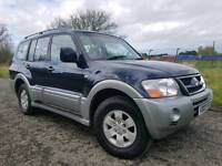 2003 Mitsubishi 3.2 Di-d Equip LWB Estate 7 Seater! Lovely Low Mileage Example! Full Years MOT!