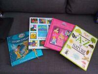 Children's hardback books