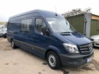 Mercedes-Benz Sprinter 2.1 CDI 313 High Roof Panel Van 4dr (LWB)£10,995 p/x welcome