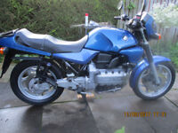 BMW K100 ,Project and spare bike