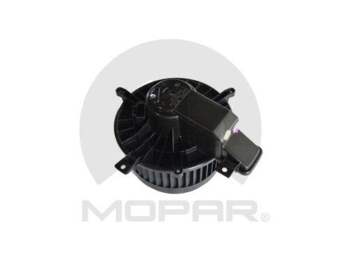 2014-2019 Jeep Grand Cherokee Dodge HVAC Blower Motor w// Fan Mopar OEM