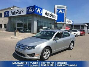 2012 Ford Fusion SE  Bluetooth  Keyless Entry  Sunroof  Only 305