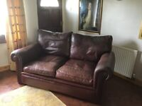 Used Leather Sofa For