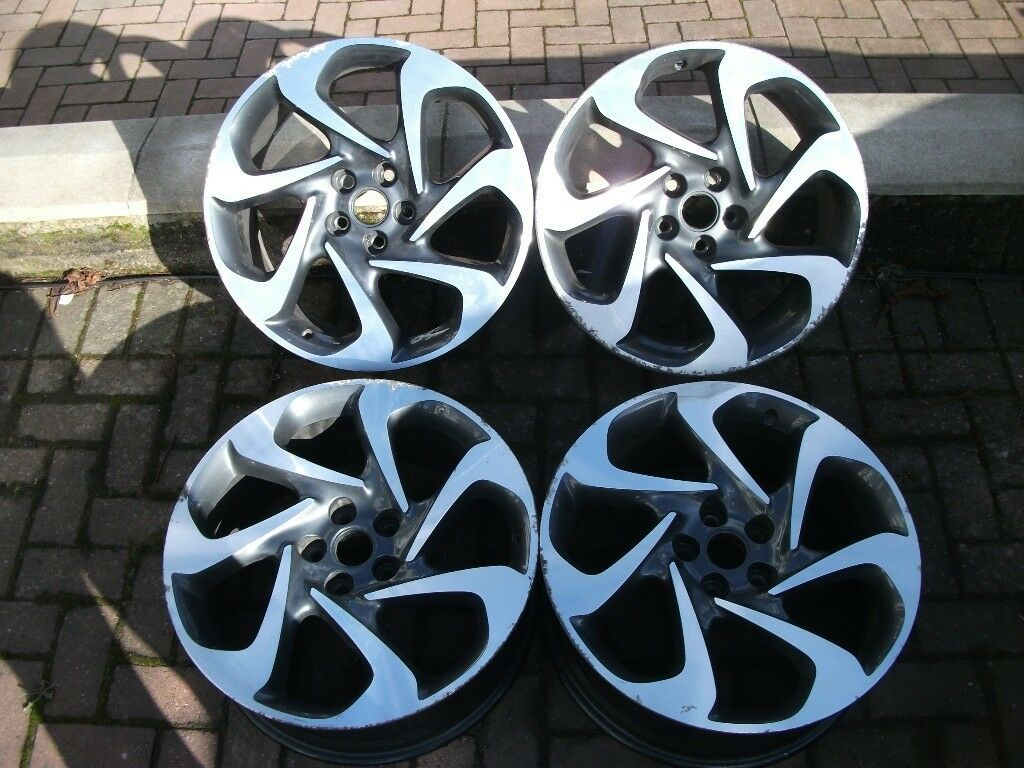 Vauxhall Insignia 20 Quot Inch Vxr Vx Line Alloy Wheels Rims