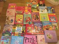 Bundle of 27 kids books