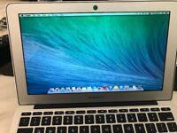 Macbook Air 11'' 1.4 GHz intel core i5 4GB