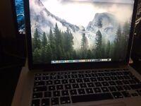 13-inch MacBook Pro with Retina display 2015