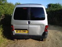 Running at present, this van is for sale primarily as spares or repair.