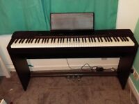 Casio Privia PX-150 Electric Piano & Accessories, Immaculate condition
