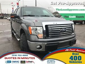 2012 Ford F-150 XLT | 6PASS | 4X4