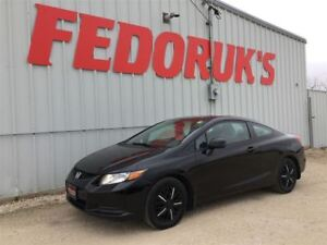 2012 Honda Civic Coupe LX 1 YR WARRANTY INCLUDED!!