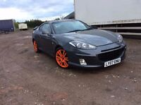 2007 Hyundai Coupe SIII 2.0 Petrol 141Bhp, Full Leather, New Mot, Drive Away!