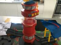Chad valley lights and sounds airport playset