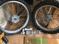 KTM 125 Off Road Trail Bike PARTS ONLY for sale