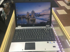 WEBCAM 4GB LAPTOP HP ELITEBOOK 6930P LAPTOP. wireless. DVD.RW WINDOW 7. EXCELLENT CONDITION