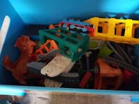 Thomas the tank engine trackmaster bundle