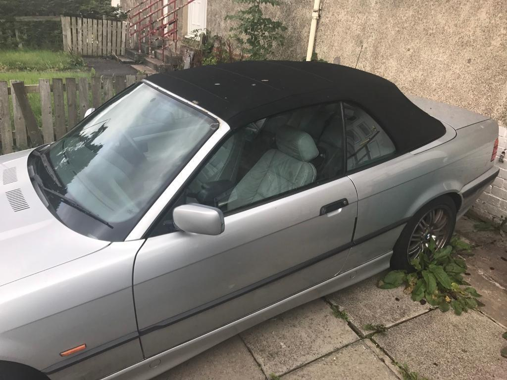 1998 bmw 323i convertible pictures