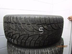 225/50R17 SINGLE ONLY USED SAILUN SNOW TIRE