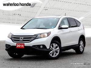 2014 Honda CR-V EX-L Bluetooth, Back Up Camera, AWD, Heated L...