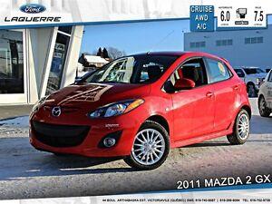2011 Mazda MAZDA2 **GX*AUTOMATIQUE*CRUISE*A/C**
