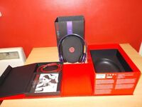 Beats by Dr Dre Solo HD Over-the-ear Headphones in purpel